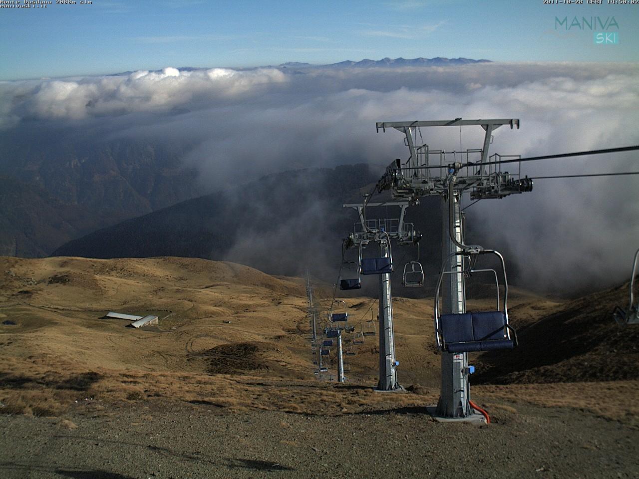 Piste da sci Monte Dasdana