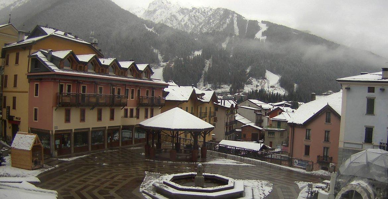 Neve in montagna, piogge in pianura