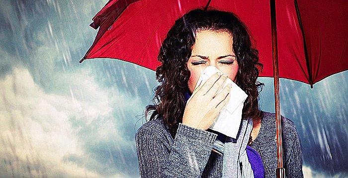 Le piogge faranno diminuire i rischi di contagio?